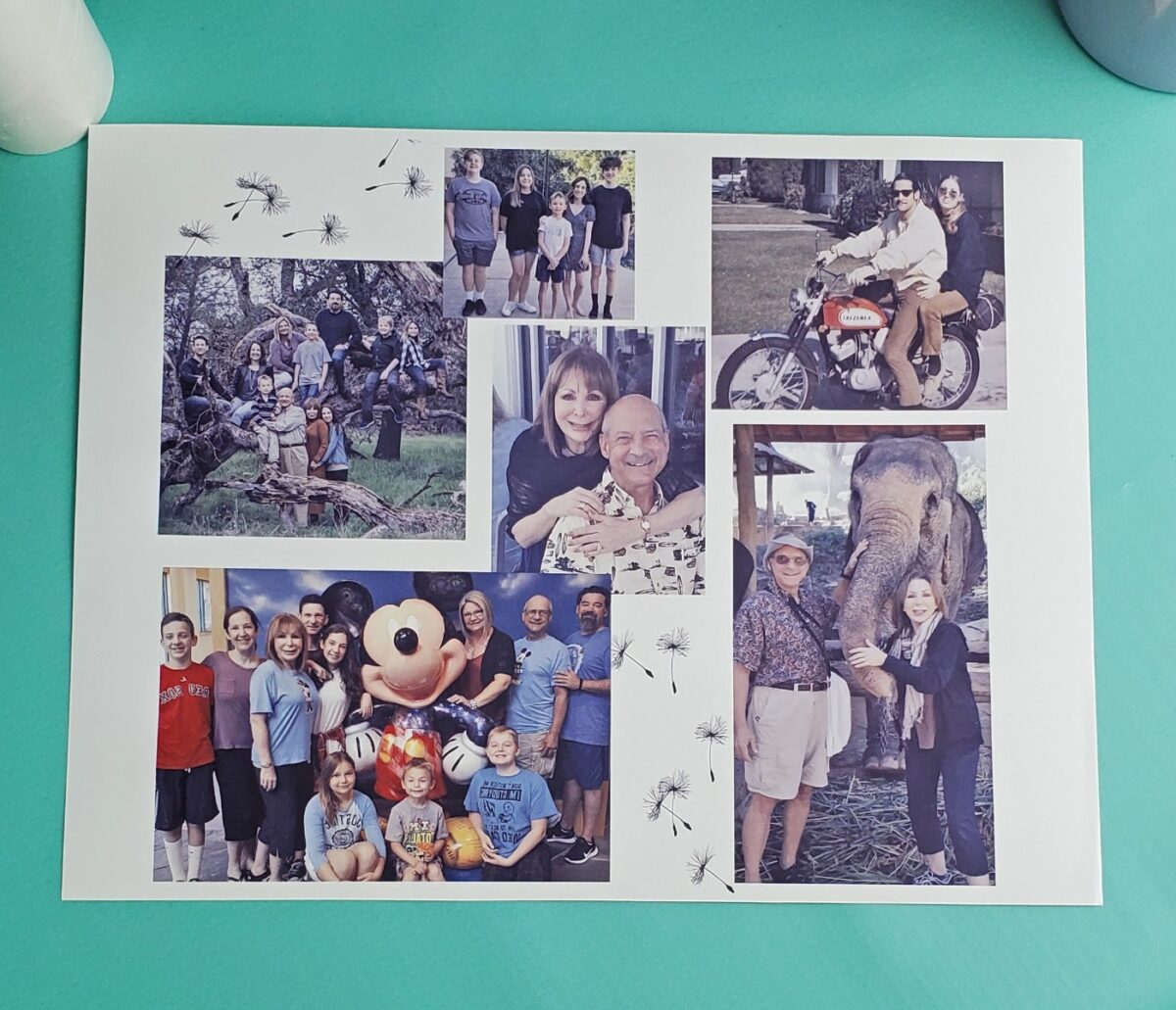 sublimated photo printing for tumbler