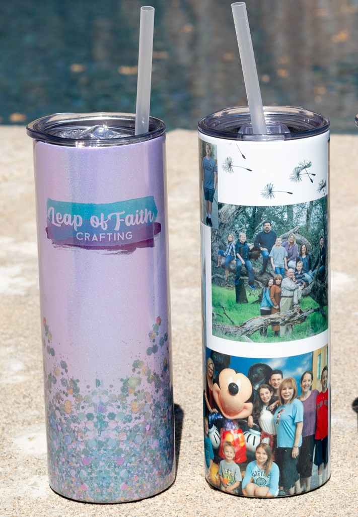 sublimation tumblers printing