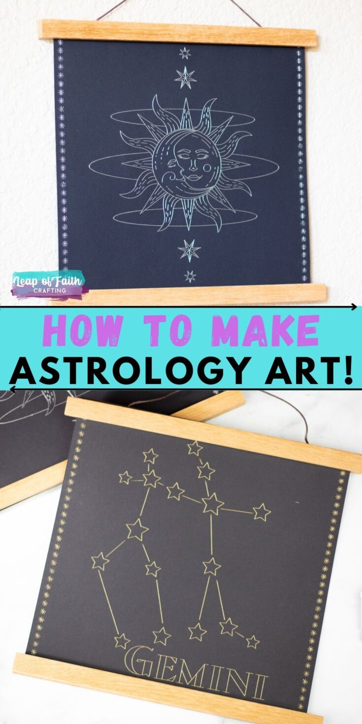 astrology art pinterest