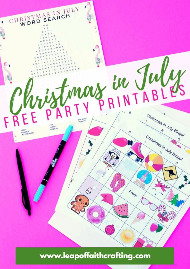 flamingo party printables free