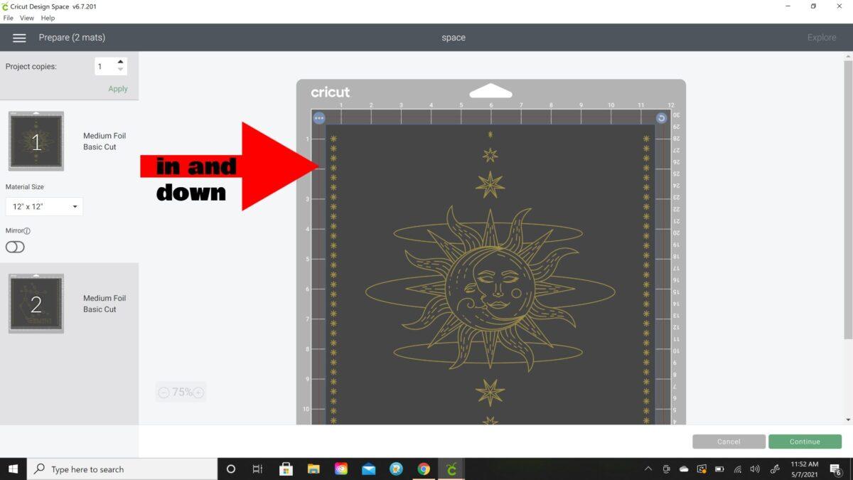 zodiac diys cricut design space