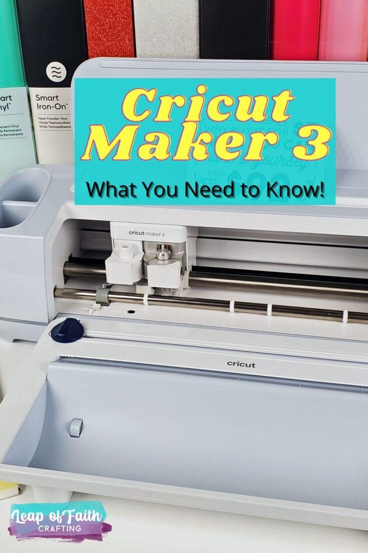 cricut maker pin
