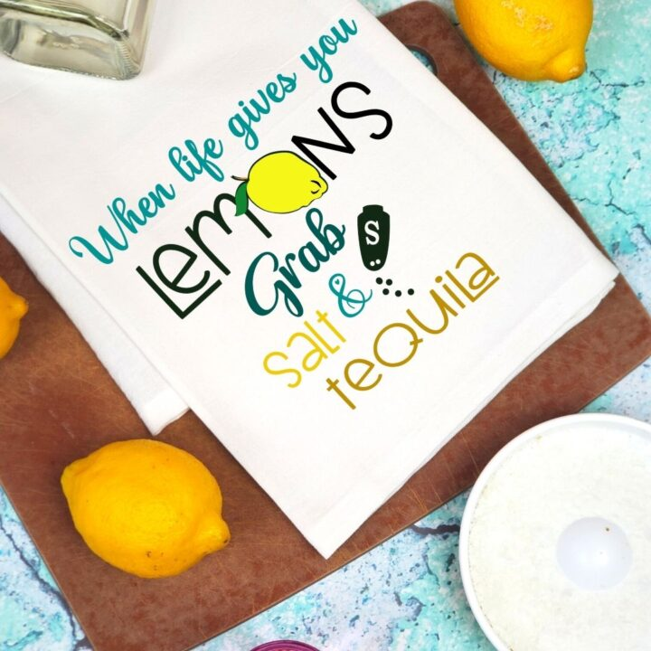 salt tequila lemon svg