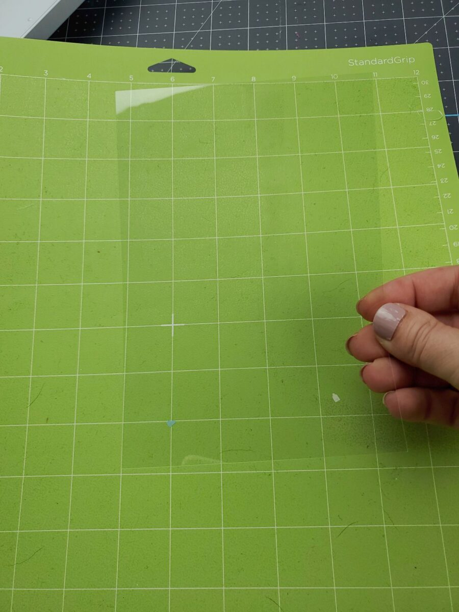 acetate for shaker card
