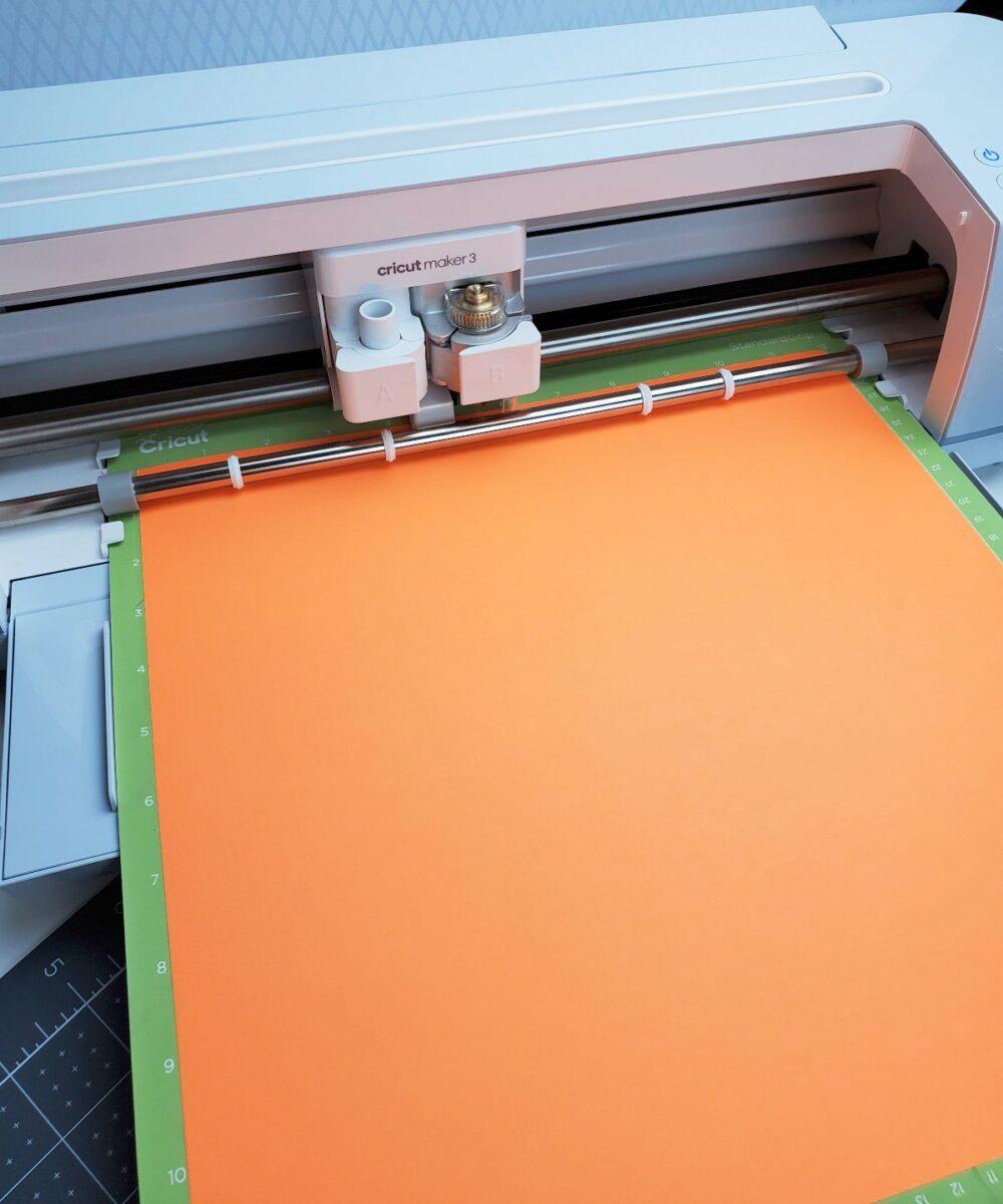 cutting smart cardstock