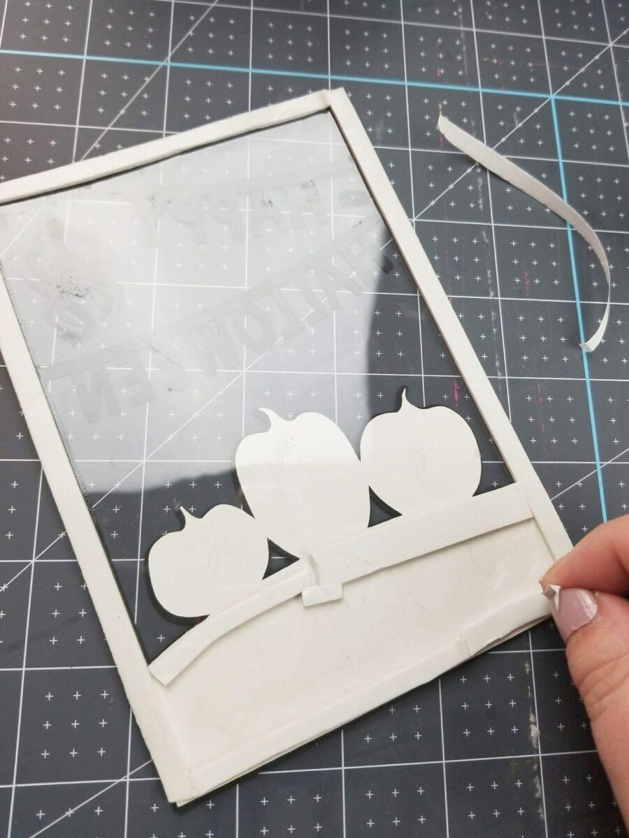 making shaker card tutorial
