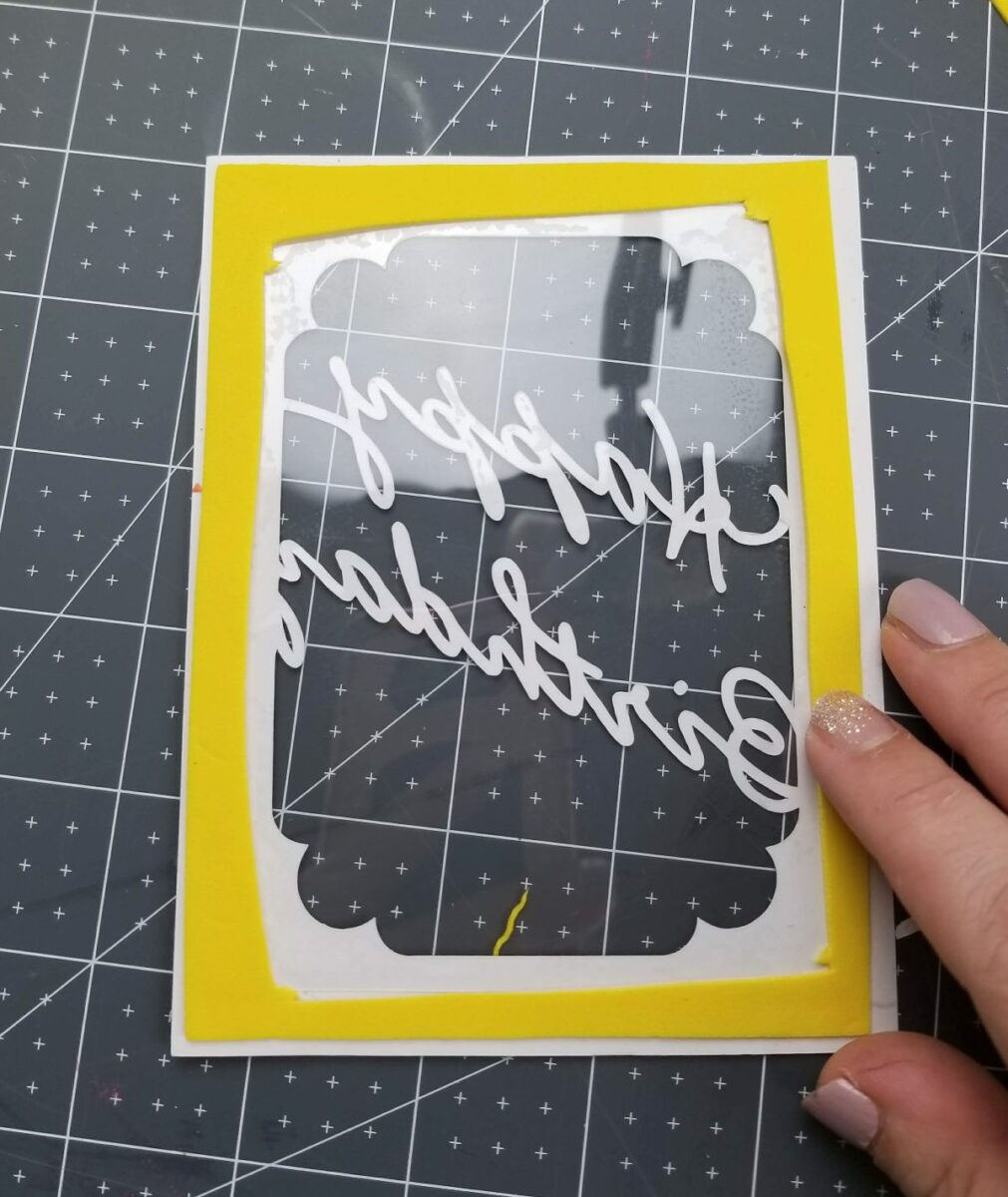 shaker card how to