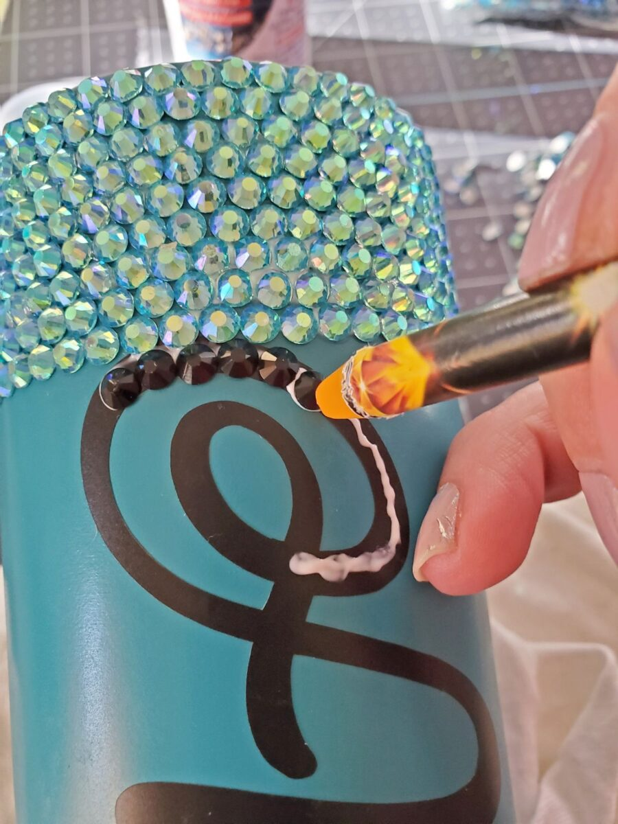 bling cup tutorial